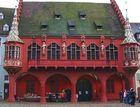 Historisches Kaufhaus in Freiburg i. Brg.