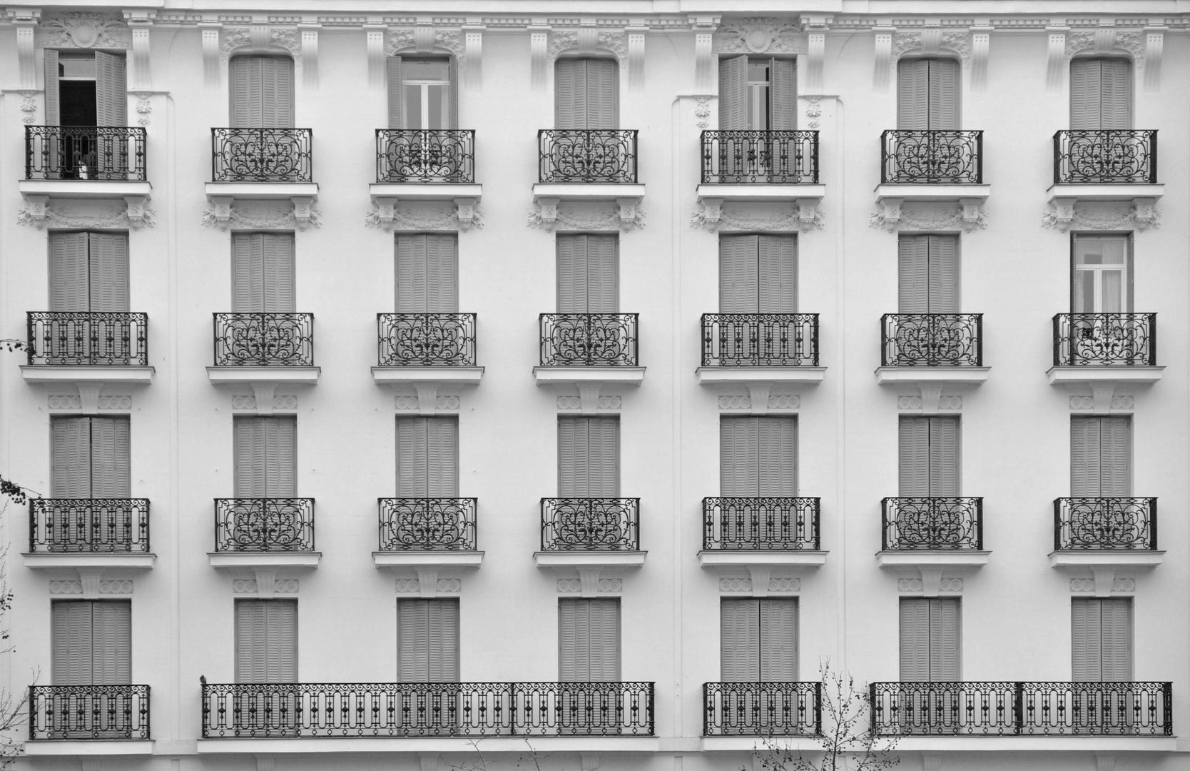 Historisches Madrid