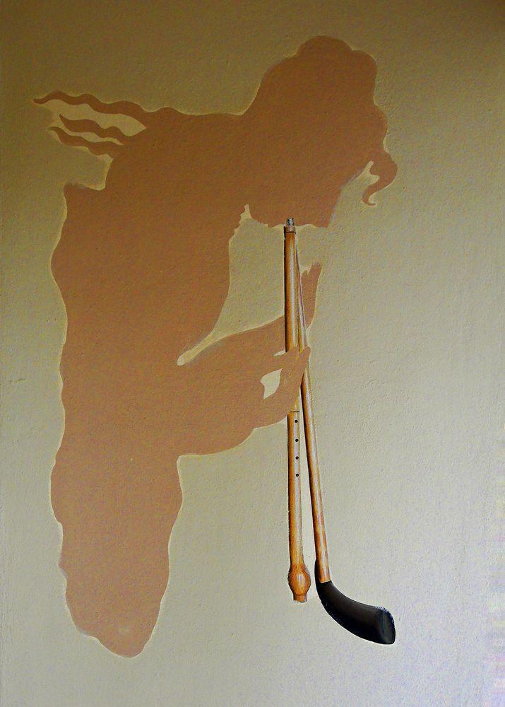 Historisches Musikinstrument