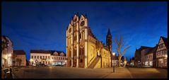 Historisches Rathaus der Stadt Tangermünde