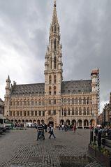 Historisches Rathaus von Brüssel (B)