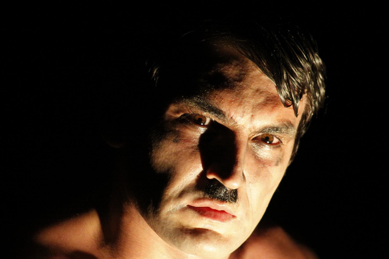 Hitler in love