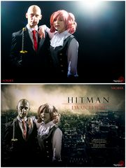 Hitman - I WATCH YOU (vorher/nachher)