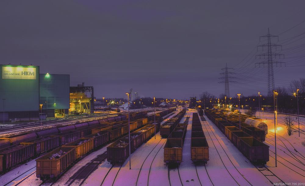 HKM Duisburg II / HDR
