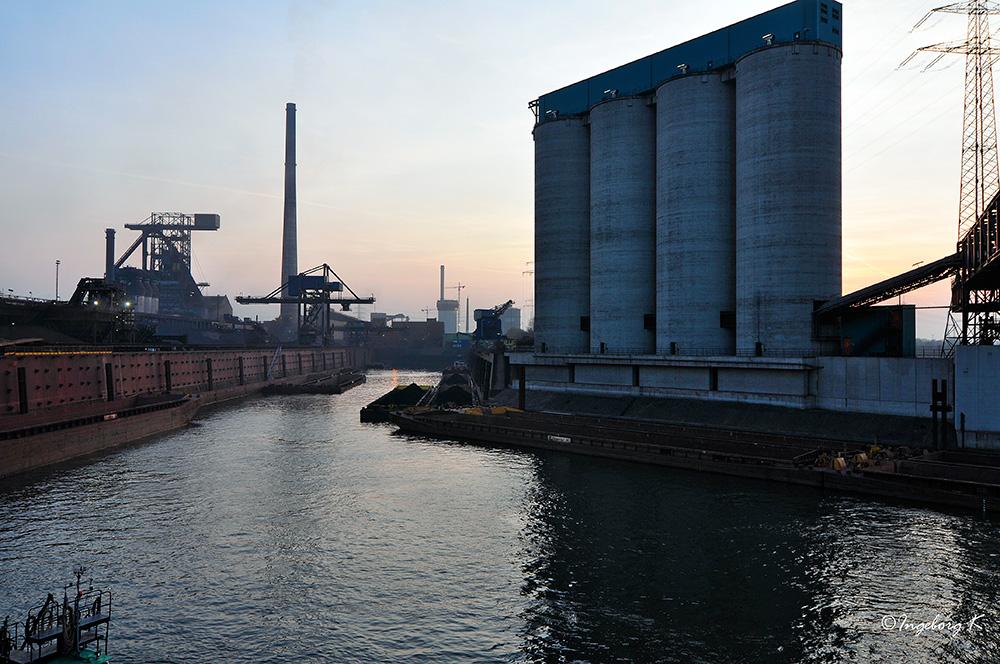 HKM - Hafenbecken