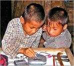 Hmong-Kinder