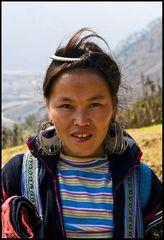 * Hmong Mädchen *