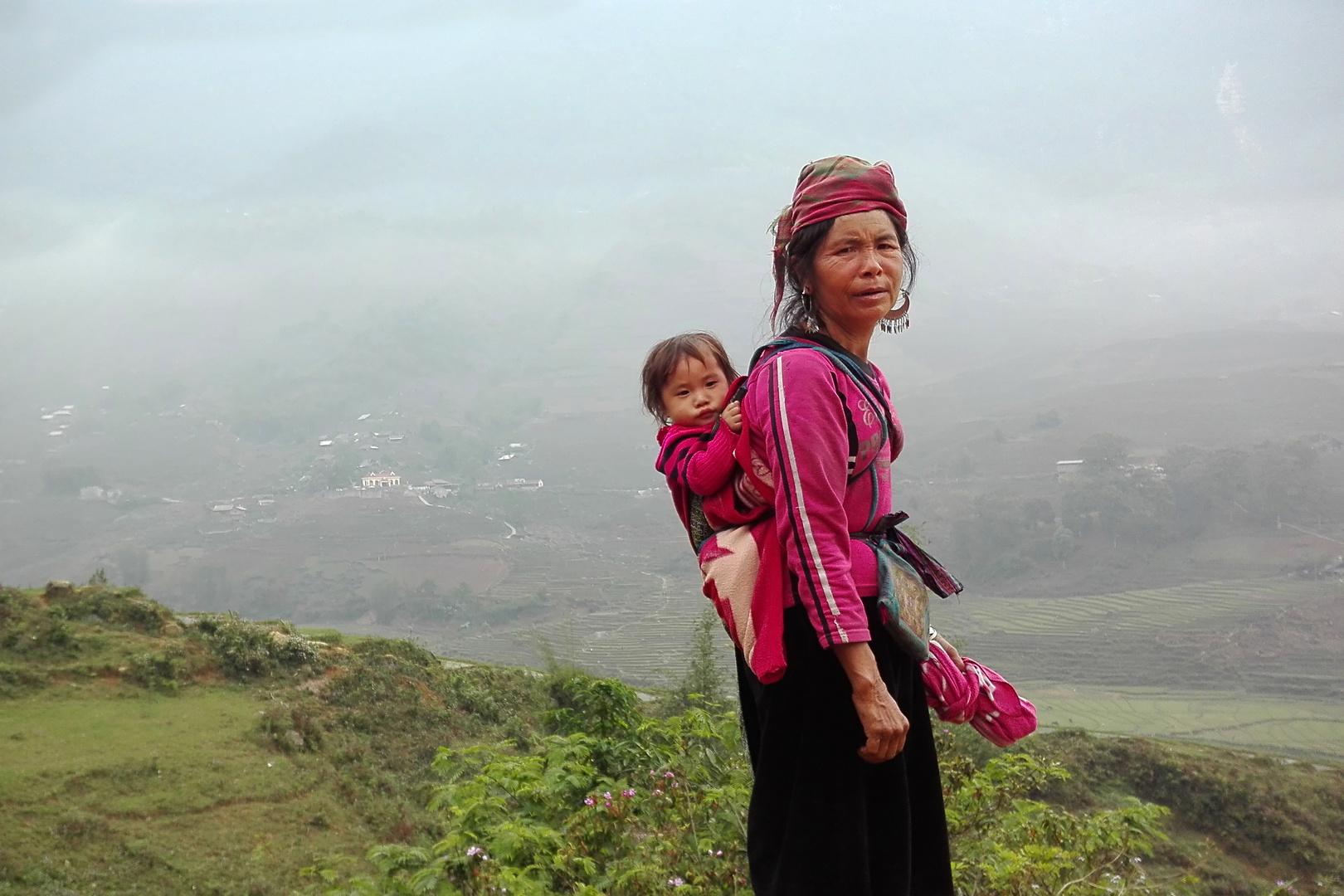 Hmong peasants