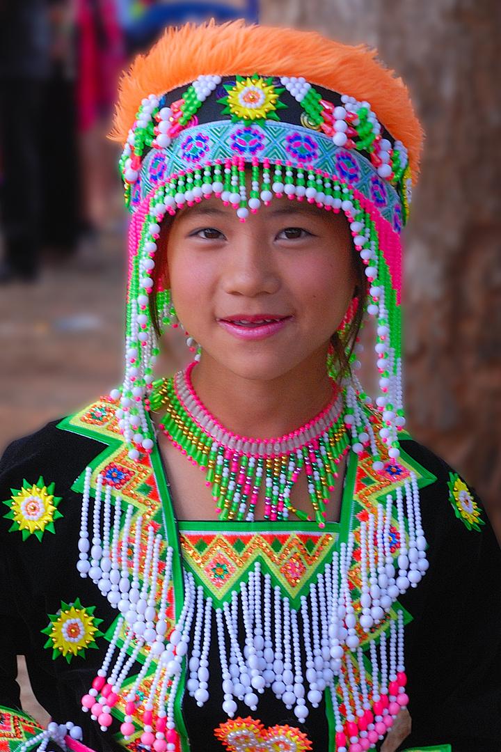 Hmong teeny portrait