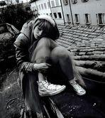 ho incontrato una fata sui tetti - I met a fairy on the roofs