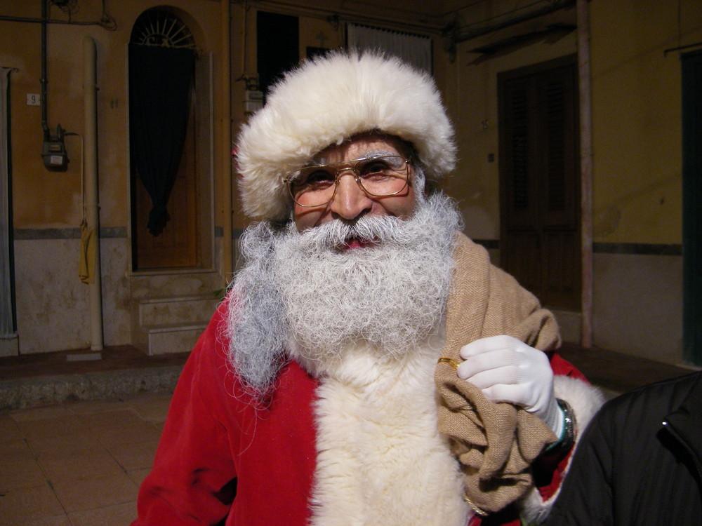 Ho visto Babbo Natale !!!