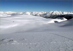 Hoch über Innsbruck