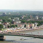 Hoch über Köln gibt es die herrlichste Aussicht