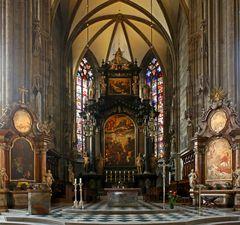 Hochaltar des Stephansdoms