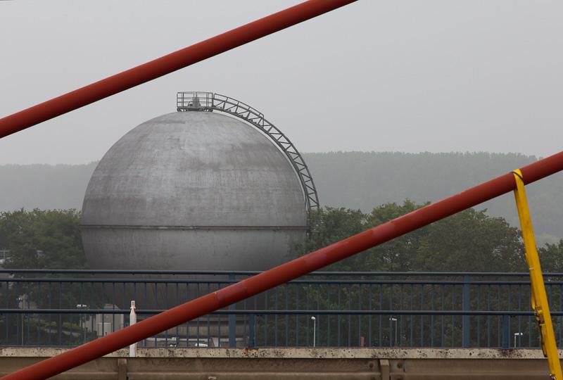 Hochdruckgasbehälter Bonn