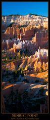 """Hochformat Panorama """"Sunrise"""""""