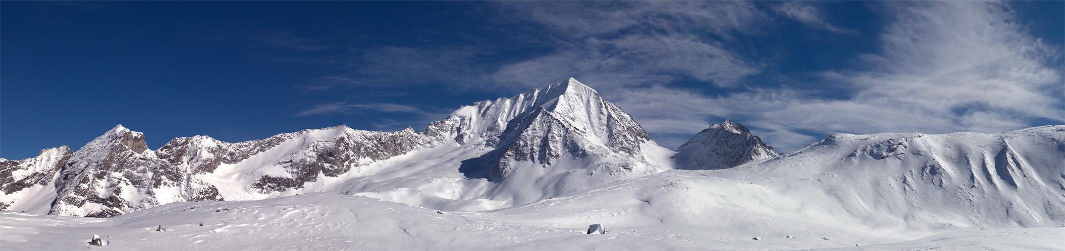 ... Hochgall - 3436 m ... Rieserfernergruppe - Südtirol