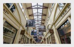 Hochgehängt Foto-Ausstellung In Covent-Garden