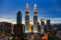 Hochhäuser der Welt