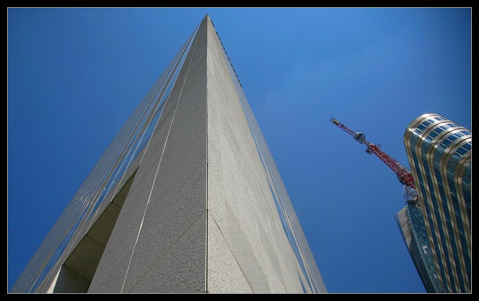 Hochhaus bei La Défense