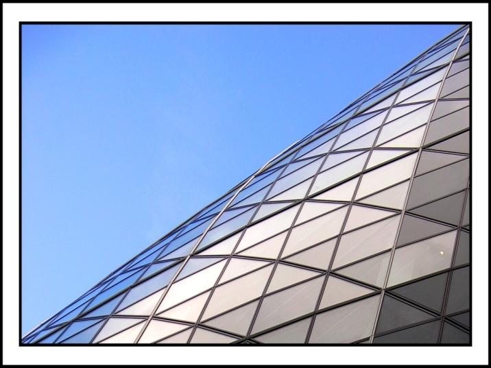 Hochhaus in London
