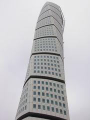 Hochhaus in Malmö von Architekt Calatrava