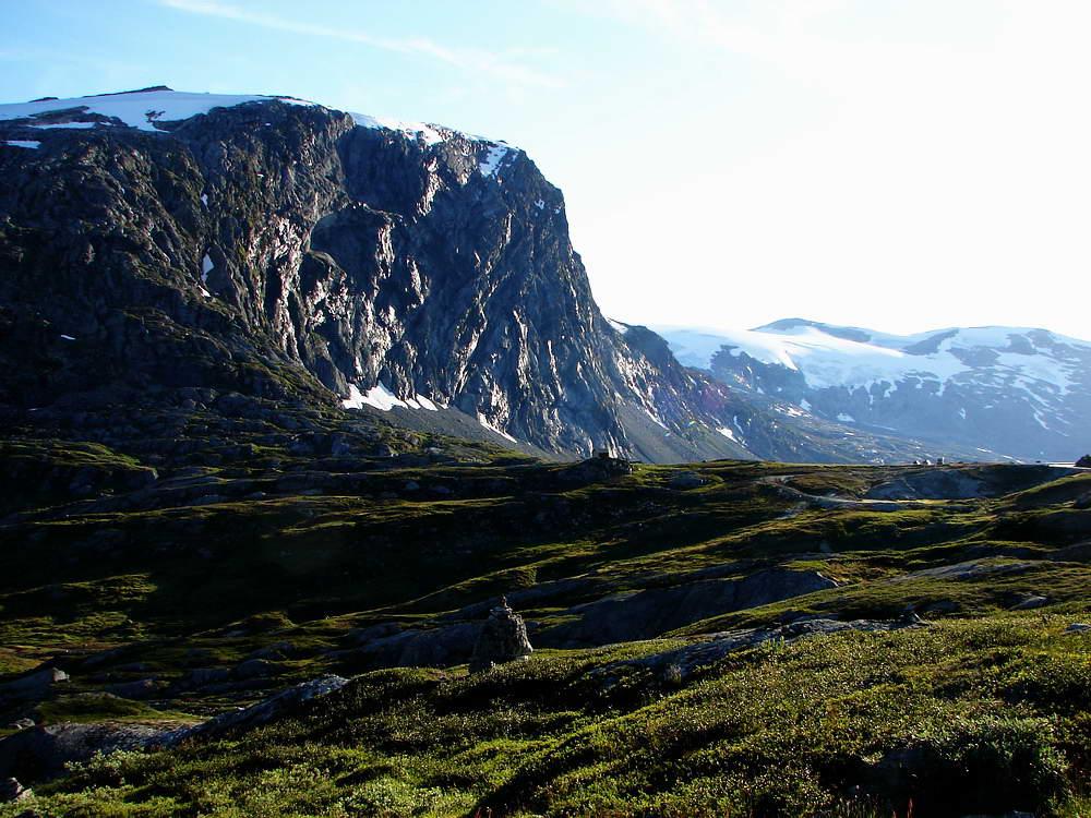 Hochland am Jostedalsbreen