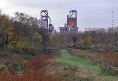 Hochöfen Duisburg-Bruckhausen