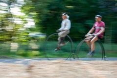 Hochradrennen