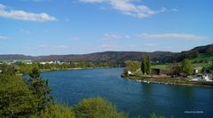 Hochrhein bei Laufenburg