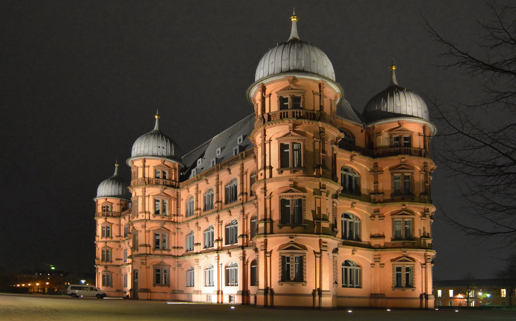 Hochschule für Musik Karlsruhe, Am Schloss Gottesaue 7, 76131 Karlsruhe