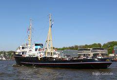 Hochseeschlepper Elbe Rotterdam - abenteuerlicher geht es nicht