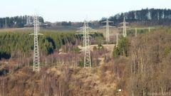 Hochspannung im Harz