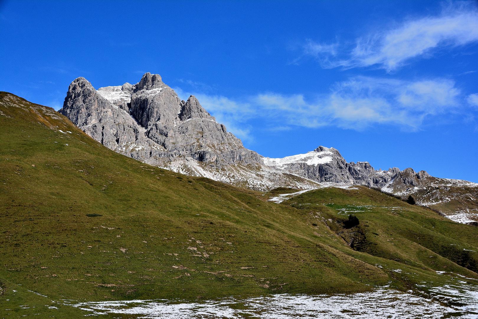 Hochtannbergpaß ( 1675 m )