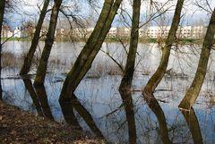 ...Hochwasser...