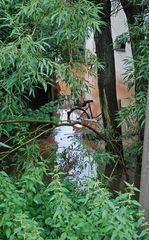 Hochwasser am 07.08.2010