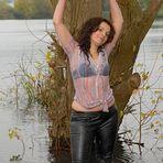 Hochwasser an der Elbe - II