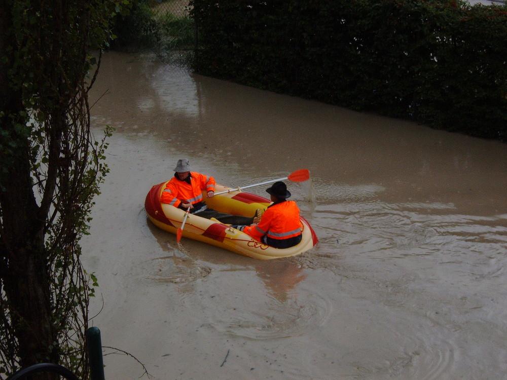 Hochwasser August 2005