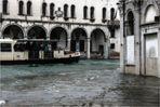 Hochwasser...