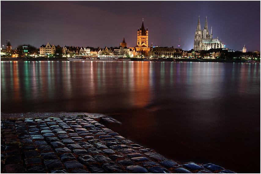 Hochwasser - Cologne City