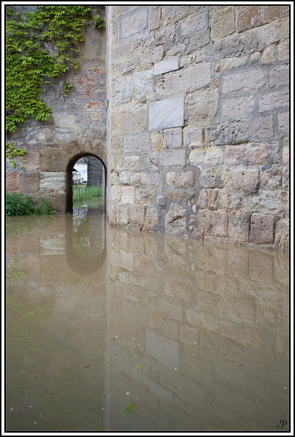 Hochwasser im Frühjahr