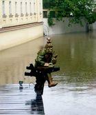 Hochwasser in Praha? ...von wegen