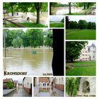 Hochwasser Kromsdorf 1.6.2013