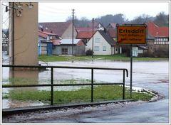 Hochwasser nach Tauwetter