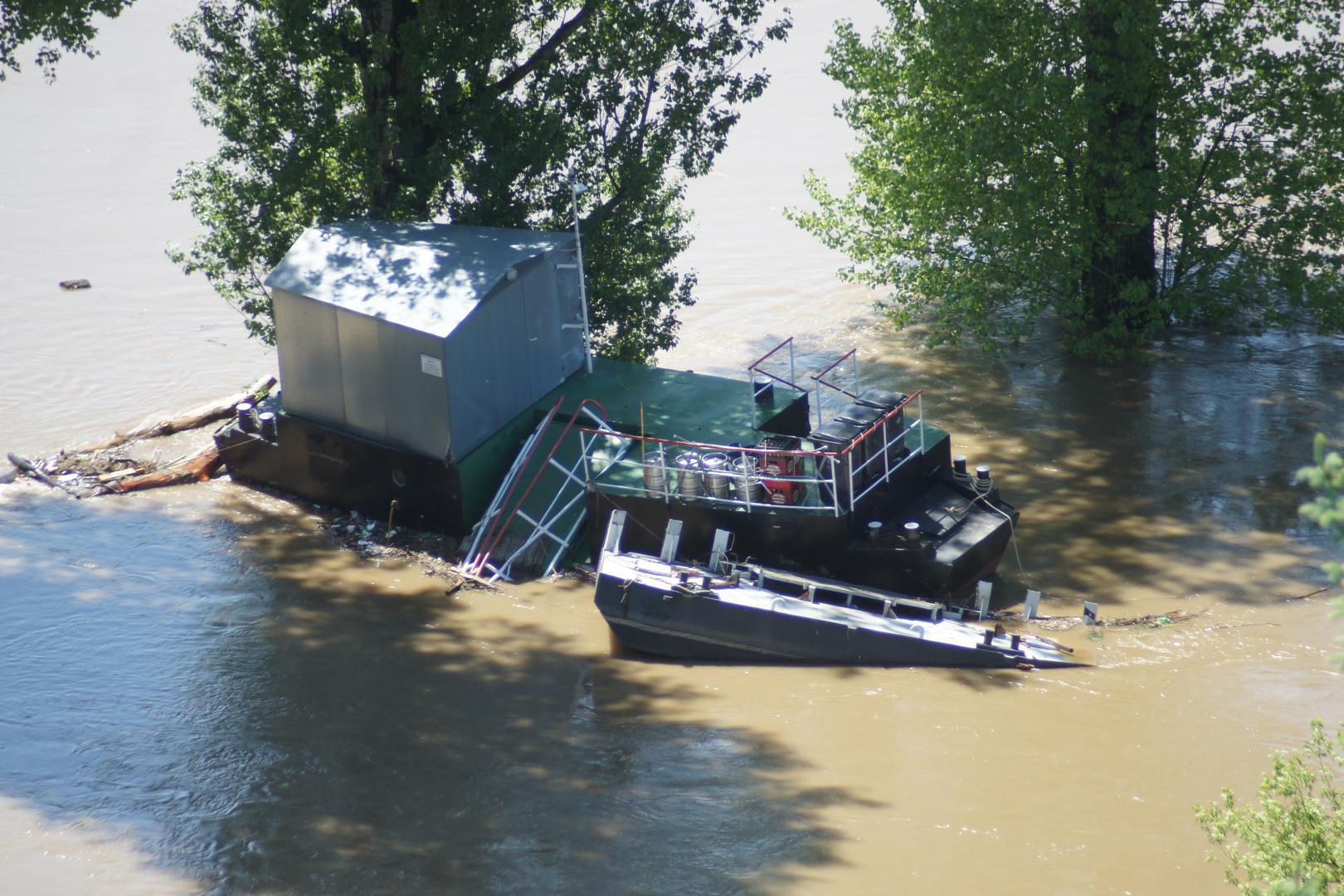 Hochwasser Pirna Posta