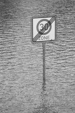 Hochwasser? WO?