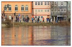 Hochwasserbeobachtungen