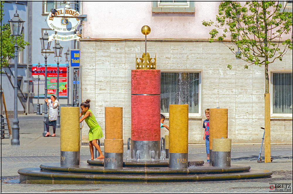 Hochwasserbrunnen