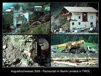 Hochwasserfolgen Paznauntal 2005