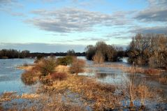 Hochwasserlandschaft